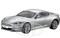 Автомобиль 1:14 ASTON MARTIN DBS R/C