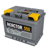 AKOM Reactor 6 CT-55 VL Euro P plus, серый
