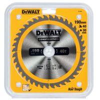Disc de tăiere Dewalt DT1945 40T