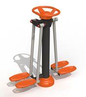 Тренажер для мышц бедра + Маятник PTP 528 T