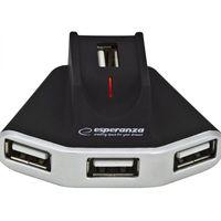 Esperanza EA125, 4 ports USB2.0