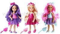 """Barbie DKB54 Кукла Челси серии """"Сказочно-длинные волосы"""" в асс. (3)"""