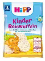 Hipp рисовые хлебцы, 8+мес. 40 г