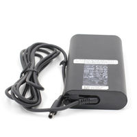 AC Adapter Charger For Dell 19.5V-6.67A (130W) Round DC Jack 4,5*3,0mm w/pin inside Original