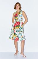 Платье ZARA Цветочный принт 3035/290/330