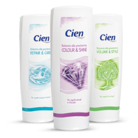 Бальзам для волос Cien 300ml (color, volum, repair)