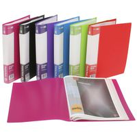 Display Book A4 with 20 pockets