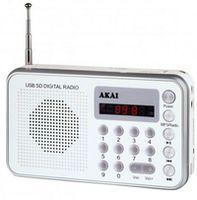Портативное радио AKAI DR002A-521