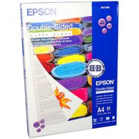 Epson Double-Sided Matte Paper, A4 178g 50p
