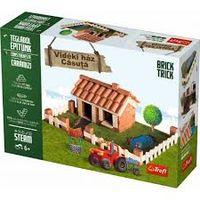 Trefl конструктор керамический Brick Trick Скотный двор