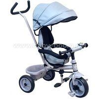 Baby Mix Трицикл Ecotrike UR-XG18819-9 серый