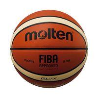 Мяч баскетбольный PU №7 MOL BGL7X (реплика)
