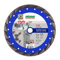 купить Диск алмазный отрезной Distar 1A1R Turbo 232x2,6x15x22,23 Super Max в Кишинёве