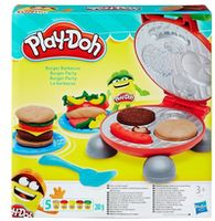 Hasbro Play-Doh Burger Barbecue (B5521)