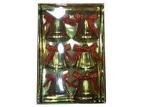купить Набор колокольчиков 6штX5cm, в коробке в Кишинёве