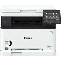 Canon i-Sensys MF631Cn A4, Colour Laser MFD:  Printer/Copier/Scanner, Print Resolution 600 x 600 dpi, Interface  USB 2.0 Hi-Speed, Recommended  2500 pages/month