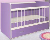 Кроватка детская SILVER