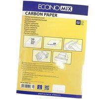 Копирка ECONOMIX A4, 100 листов, синяя