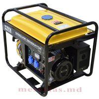 Генератор бензиновый 5,5 кВт Hagel 6500GL