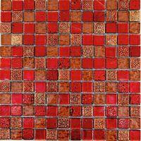Wellness Мозайка Marokko Rot 30x30см