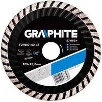 Disc de tăiere Graphite 57H634
