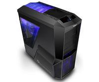 """ZALMAN """"Z11 PLUS"""" ATX Case, with Side-Window, without PSU"""