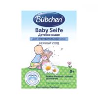 Bubchen мыло твердое 125 гр