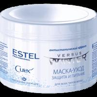 Маска-уход для всех типов волос, ESTEL Curex Versus Winter, 500 мл., Защита и питание