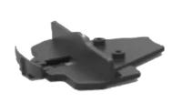 Podeste pentru plăci ceramice, sistema fixarii LD0002