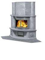 Печь-камин - Tulikivi KTU2253