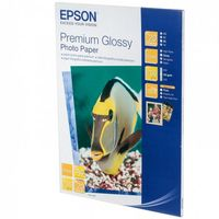 Epson Premium Semigloss Photo Paper C13S042200, 10 cm x 15 cm, 500 sheets