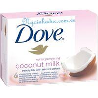 Мыло туалетное DOVE 100г coconut milk