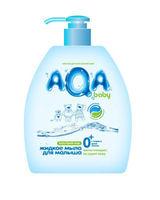 AQA baby жидкое мыло для малыша 300 мл