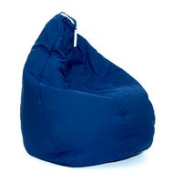 Fotoliu - sac Bean Bag Para, albastru inchis