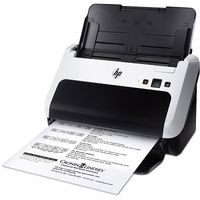 купить Document Scanner HP ScanJet Pro 3000 s2, Single-pass duplex ADF (50 sheets), Multifeed detection, up to 20ppm/40ipm, up to 600dpi, Hi-Speed USB 2.0, up to 1000 pag./day, auto colour detection, page size detection, crop, rotation, blank page removal в Кишинёве