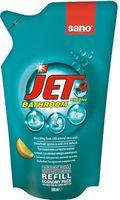 купить Sano Jet Bathroom Универсальное средство для ванной (запаска) 500 мл 990689 в Кишинёве
