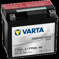 Аккумулятор VARTA 12V  80AH YTX5L-BS (YTX5L-4)