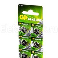 cumpără Baterie GP 1.5V Alkaline Ø11.6х5.4mm A76F-2C10 în Chișinău