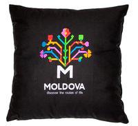 cumpără Наволочка для декоративной подушки Молдова – 50x50 см în Chișinău