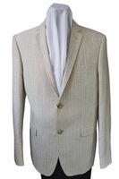Пиджак мужской Giovanni Primo , льняной в полоску