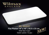 Platou WILMAX WL-992637 (35,5 x 25 cm)
