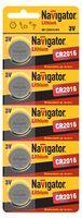 батарейка-элементы питания  NBT-CR2016-BP5