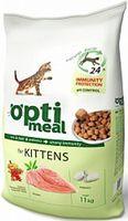 Optimeal «Защита иммунитета» Для котят с курицей - 0,300 г