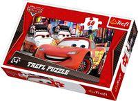 """купить 17211 Trefl Puzzles - """"60"""" - Tokyo / Disney Cars в Кишинёве"""