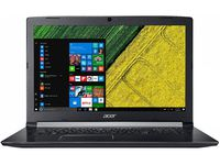 "ACER Aspire A517-51G Obsidian Black (NX.GSXEU.015) 17.3"" FullHD (Intel® Quad Core™ i7-8550U 1.80-4.00GHz (Kaby Lake R), 8Gb DDR4 RAM, 1.0TB HDD, GeForce® MX150 2GB, w/o DVD, WiFi-AC/BT, 4cell, 720P HD Webcam, RUS, Linux, 3.0kg)"