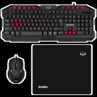 Клавиатура Sven GS-9200 Combo Kit
