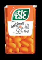 Tic Tac  Fresh Orange Gentle Message