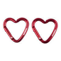 Брелок Munkees Mini Heart Carabiner - 2 Pcs, 3200
