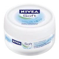 Nivea крем для лица Soft, 100мл