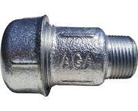 "купить Переход зажим.чугун. AGAflex AK-1"" П (31.2-34.4mm) в Кишинёве"